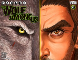 Fables - The Wolf Among Us #12