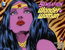 Sensation Comics Featuring Wonder Woman #26