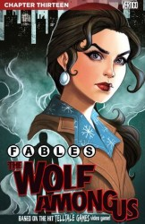 Fables - The Wolf Among Us #13