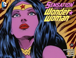 Sensation Comics Featuring Wonder Woman #27
