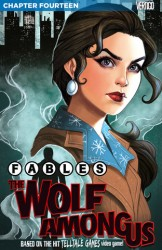 Fables - The Wolf Among Us #14