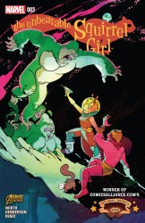 The Unbeatable Squirrel Girl #03