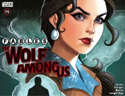 Fables - The Wolf Among Us #15