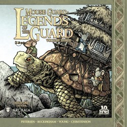 Mouse Guard - Legends of the Guard Vol.3 #01
