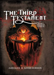 Third Testament Vol.3 - The Might of the Ox