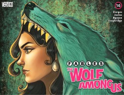 Fables - The Wolf Among Us #16
