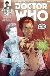 Doctor Who The Eleventh Doctor #10