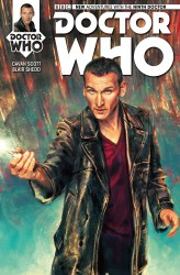 Doctor Who The Ninth Doctor #1