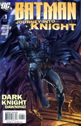 Batman - Journey Into Knight (1-12 series) Complete