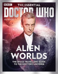 Doctor Who Magazine - The Essential Doctor Who #03 - Weird Worlds