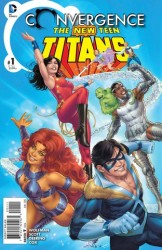 Convergence - The New Teen Titans #1