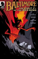 Baltimore – The Cult of the Red King #1