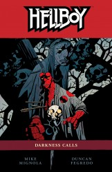 Hellboy Vol.8 - Darkness Calls