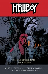 Hellboy Vol.10 - The Crooked Man and Others