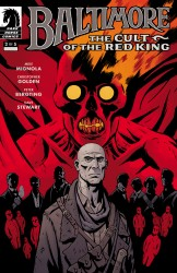 Baltimore – The Cult of the Red King #2