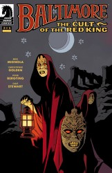 Baltimore – The Cult of the Red King #3