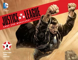 Justice League - Gods & Monsters - Superman #02