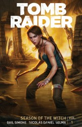 Tomb Raider Vol.1 - Season of the Witch