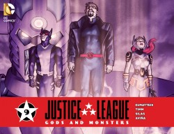 Justice League - Gods & Monsters #09