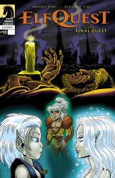 ElfQuest - The Final Quest #10