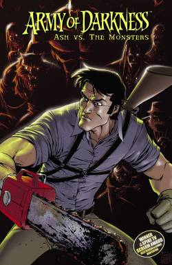 Army Of Darkness Ash Vs The Classic Monsters (TPB)