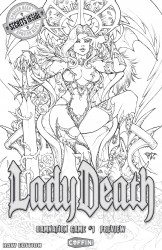 Lady Death - Damnation Game Preview