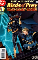 Birds of Prey - Black Canary and Batgirl