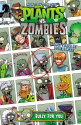 Plants vs. Zombies - Bully For You #3