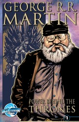 George R.R. Martin - Power Behind the Thrones