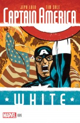 Captain America - White #01