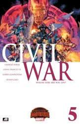 Civil War #05