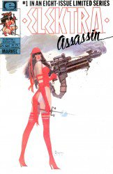Elektra Assassin #1-8 Complete