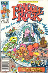 Fraggle  Rock #1-8 Complete