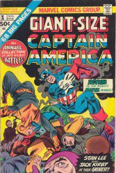Giant-Size Captain America #1