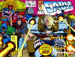 Cable - Blood and Metal #01-02 Complete