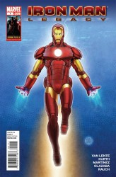 Download Iron Man - Legacy #1-11 Complete