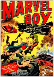 Marvel Boy #1-2 Complete