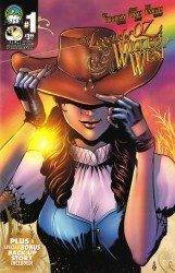 The Legend of Oz - The Wicked West Vol.1 #01