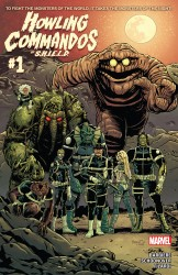 Howling Commandos Of S.H.I.E.L.D. #01
