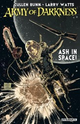 Army of Darkness Ash in Space (TPB)