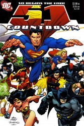 Countdown to Final Crisis #51-01 Complete