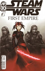 Steam Wars - First Empire #01