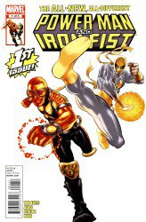 Power Man and Iron Fist #1-5 Complete