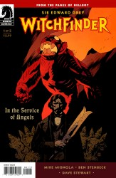 Witchfinder - In Service of Angels (1-5 series) Complete