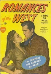 Romances of the West #1-2 Complete