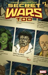 Secret Wars, Too #01