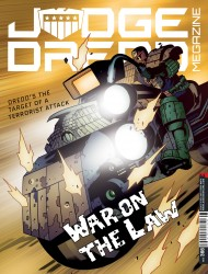 Judge Dredd The Megazine #366