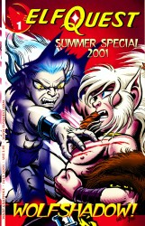 ElfQuest Summer Special 2001 - Wolf Shadow