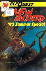 Elfquest New Blood '93 Summer Special