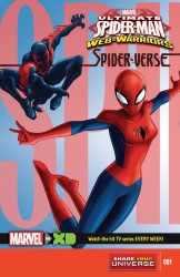 Marvel Universe Ultimate Spider-Man - Spider-Verse #01